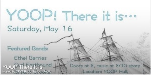 May 16 fundraiser